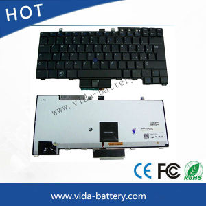 UK, Us, Br Notebook Laptop Keyboard for DELL Latitude E6400 E6410 E6500 M4400 pictures & photos