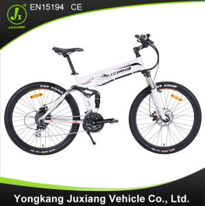 Good Quality and Fashion Electric Bike Tde57z pictures & photos