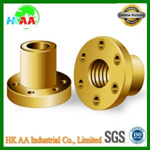 Compact Flange Mount Nut, Brass Flange Wing Nuts pictures & photos
