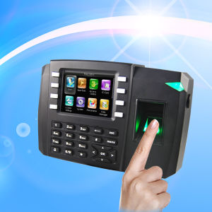 Fingerprint Time Attendance with GPRS (TFT600/GPRS) pictures & photos