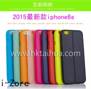 Colorful TPU Soft Phone Case Th-P10 pictures & photos