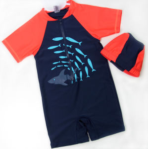 OEM Specially Design Boy Rash Guard pictures & photos
