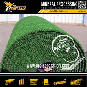 Gold Rush Grass Gold Washing Sluice Box Carpet Sluice Mat pictures & photos