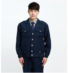 Useful Good Quality Men Working Uniform Coat Security Wear pictures & photos