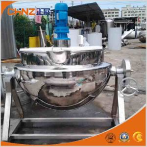 Double Jacketed Kettle with Mixer pictures & photos