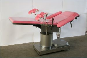 CE, ISO Certified Electric Obstetric Table, Electro-Hydraulic System pictures & photos