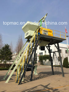 High Quality Js1500 Twin Shaft Volumetric Concrete Mixer pictures & photos