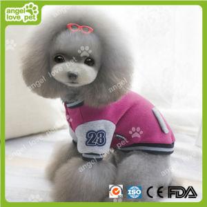 Baseball Uniform Fashion Pet Dog Clothes pictures & photos