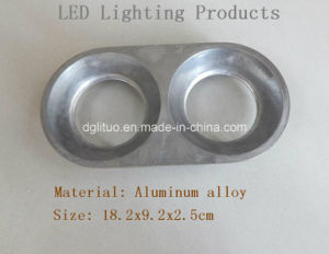 LED Lighting Metal Die Casting Parts pictures & photos
