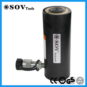 Cheap Price Single Acting Hydraulic Cylinder for Construction pictures & photos