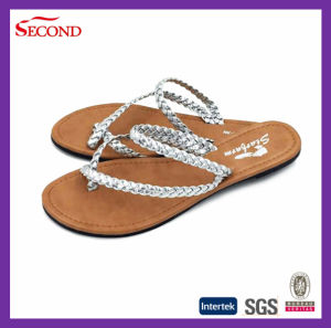 Multi Straps Handmade TPR Simple Women Slippers