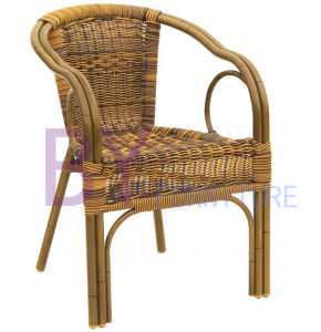 Hot Selling Leisure Style Cheap Garden Rattan Wicker Patio Chair pictures & photos