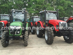 60HP 4 Wheel Agricutural Tractor Ts604 pictures & photos