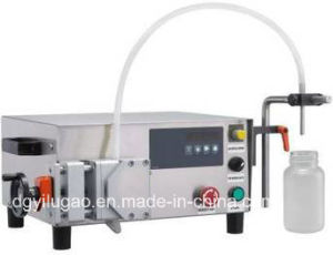 Tabletop Peristaltic Pump Liquid Filling Machine pictures & photos