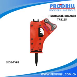 Trb165 Side Type Hydraulic Excavator Rock Breaking pictures & photos