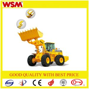 5 Tons Wheel Loader with Different Accessory Bucket 3 M3 with Ce Certificate pictures & photos
