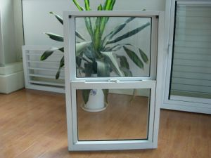 Cheap Price Heat-Insulated Aluminum Sliding Window with Colored Glass pictures & photos
