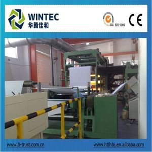 PVC Sheet Five Roller Calendering Production Line pictures & photos