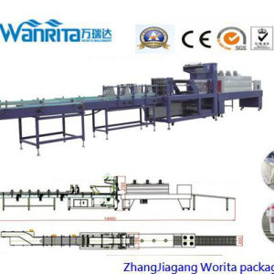 Medium Speed Wrapping Equipment (WD-350A) pictures & photos