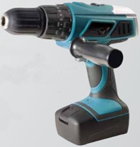 18V Good Use of High Quality Cordless Impact Drill pictures & photos