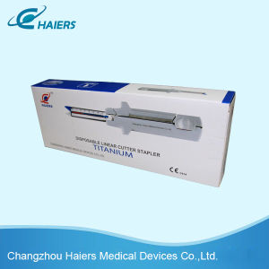 Disposable Linear Cutter Stapler With CE and ISO Certificate (YQG) pictures & photos