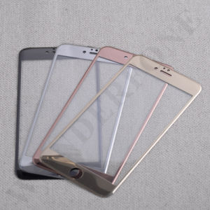Soft Edge Electroplating Screen Protector for 6g/6s pictures & photos