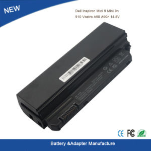 Laptop Battery for DELL Inspiron 910/Vostro A90 A90n Mini 9n pictures & photos