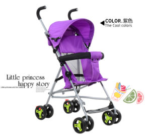 2016 New Fashion Baby Stroller with En1888 pictures & photos
