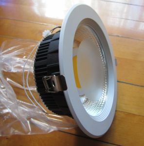 Dimmable COB Chips LED Down Light with CE EMC pictures & photos