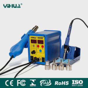 Yihua 899d+ 2 in 1 Soldering Station pictures & photos