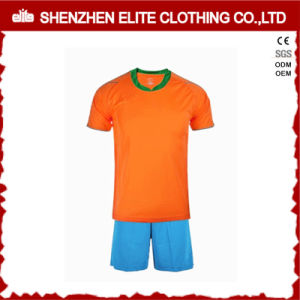 2016 China Wholesale Soccer Uniform Set for Kids (ELTYSJ-115) pictures & photos