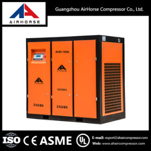 Direct-Connected High Quality Screw Air Compressor 100HP pictures & photos
