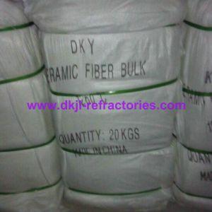 Thermal Insulation Ceramic Blowing and Spun Fiber Bulk pictures & photos