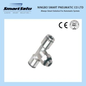 Professional Manufacturer of Pneumatic Metal Fitting with Nickel Plated (MPB-G) pictures & photos