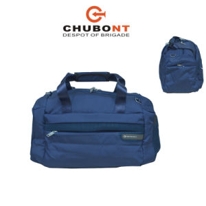 Chubont High Qualilty Leisure Blue Travel Handbags Tote Bags pictures & photos