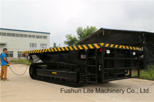 25 Tons Remote Control Crawler Transporter