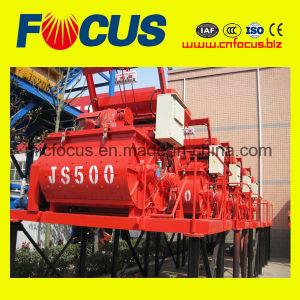 25cbm/H JS500 Cement Mixer in Good Price pictures & photos