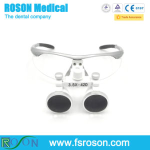 Good Quality Silver Color Glass Ent Magnifier pictures & photos