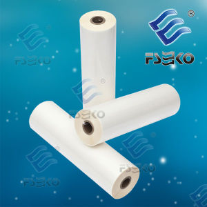 BOPP Thermal Roll Film for Hot Laminating with EVA Glue (FSEKO-1509M) pictures & photos