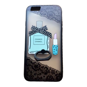 Popular Lace Edge TPU Cases/Cover for Mobile Phone
