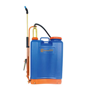 20L Brass Pump Agricultural Backpack Manual Hand Pressure Backpack Sprayer (KD-20L-T001) pictures & photos