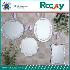 Factory Produce 3mm-6mm Safety Film Coated Silver Mirror pictures & photos