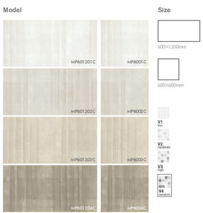 600X600 Wooden Porcelain Matt Surface Tile (MPC6000) pictures & photos