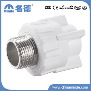 PPR Male Adapter Type a Fitting for Building Materials pictures & photos