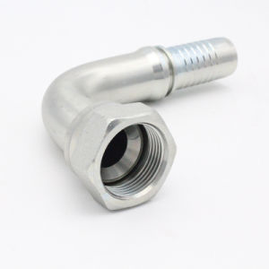 90 Degree Jic Female 74 Degree Cone Seat Elbow Fitting (26791) pictures & photos