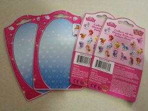 Die Cutting Irregular Shape Paper Hang Cards