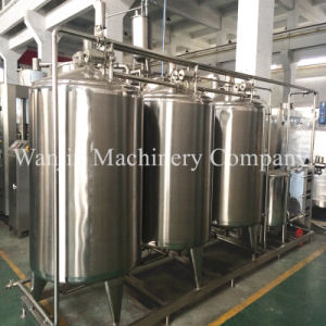 Automatic High Speed Liquid Filling Line pictures & photos