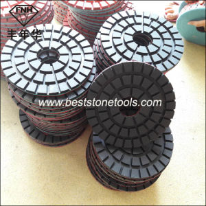 200mm Diamond Concrete Polishing Pad (CR-25)