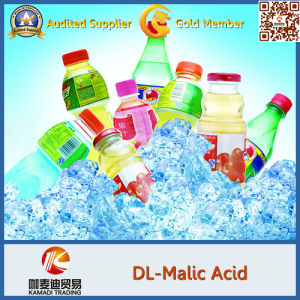 Dl-Malic Acid/Food Grade Malic Acid, Baverage, L-Malic Acid China Market pictures & photos
