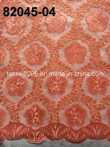Double Organza Lace in 2015 pictures & photos